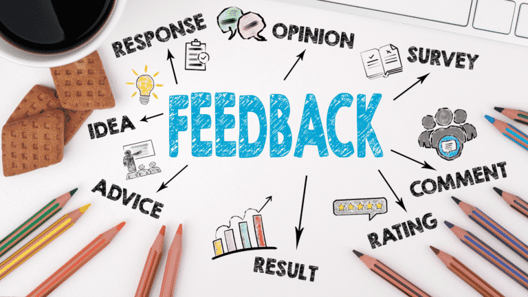 Employee feedback and performance reviews