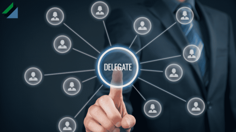 Delegating work and tasks to team members
